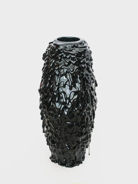 Melting Vase in Gloss