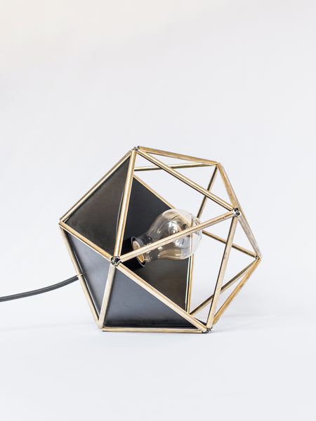Geometric Projector Lamp