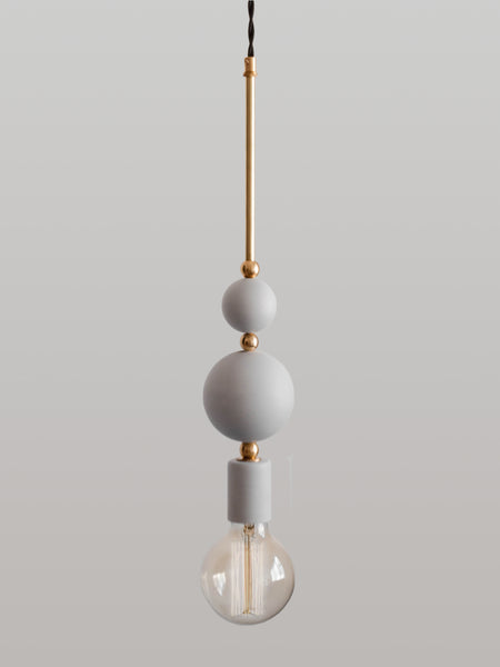 Jewels and Beads Pendant Lamp V3