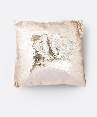 Shimmer Siren Pillow Cases- Rose Gold