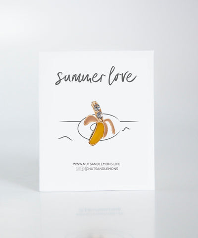 Summer Love -	Sparkly Banana