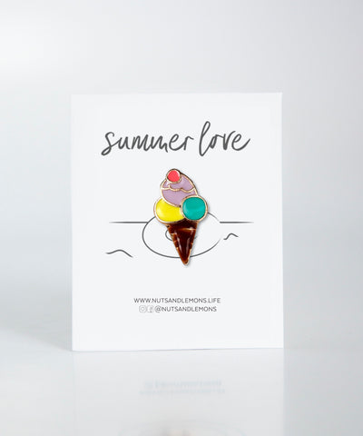 Summer Love - Rainbow Sundae