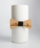 City Wood Tie - London