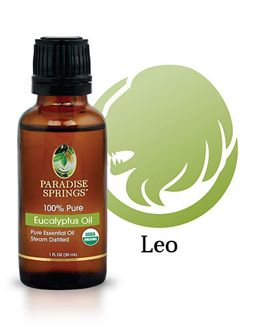 Paradise Springs Leo Essential Oil - Zodiac