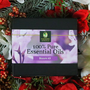 Organic Bloom Kit, 100% Pure Essential Oils