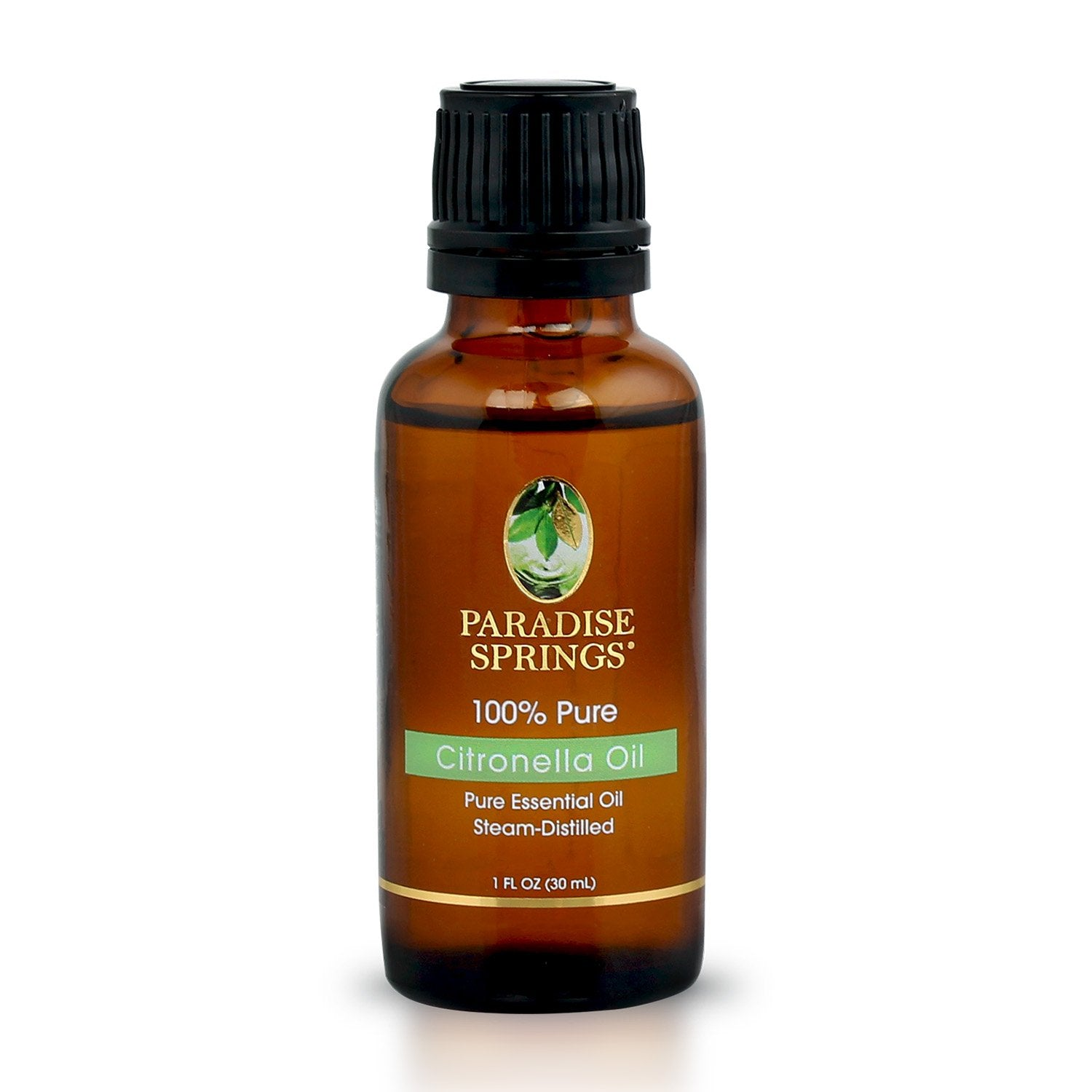 Paradise Springs Citronella Oil Bottle
