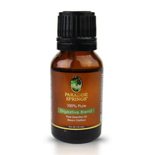 Load image into Gallery viewer, Paradise Springs Digestive Blend Bottle