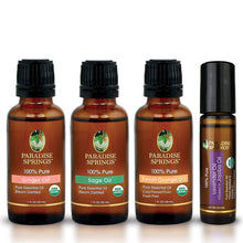 Load image into Gallery viewer, Paradise Springs Organic Refresher Kit Bottles