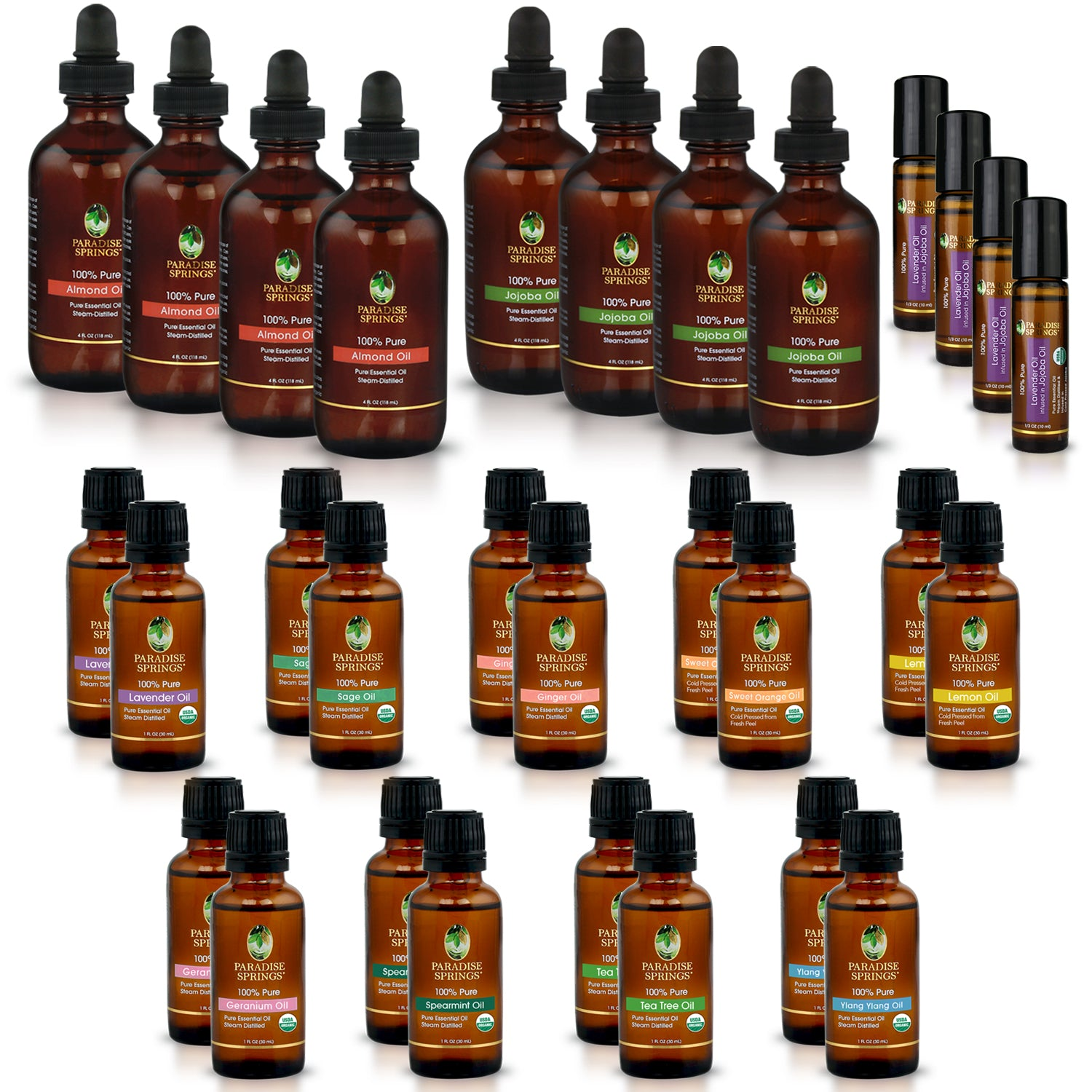 Ultimate Essentials USDA Organic Shaman Kit