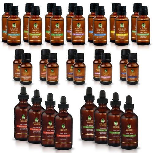 Ultimate Essentials Wildcrafted Oil Guru Kit