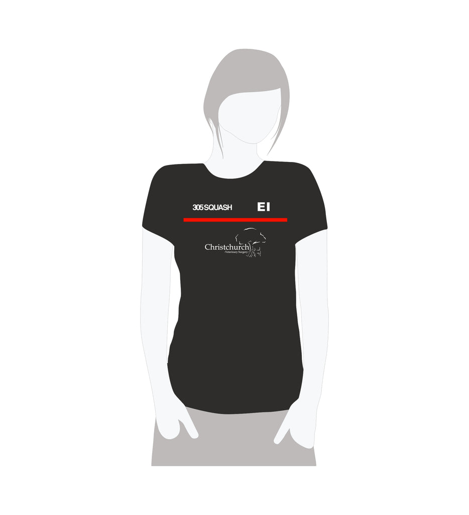 Ipswich Squash Club Womens Cool T