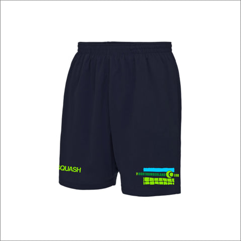 The Northumberland Club Squash Shorts