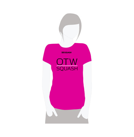 Off The Wall Womens Session Cool T