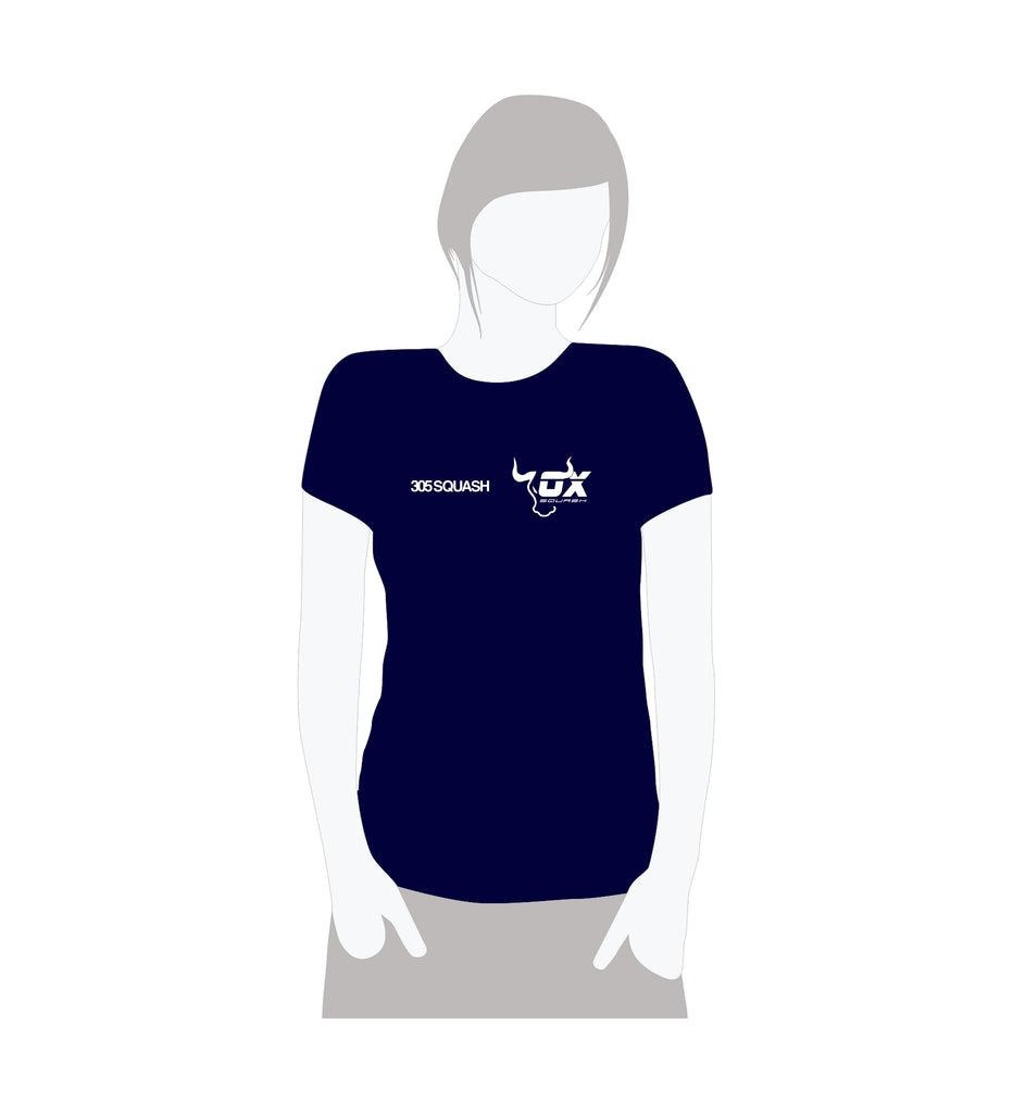 Oxfordshire Womens Cool T
