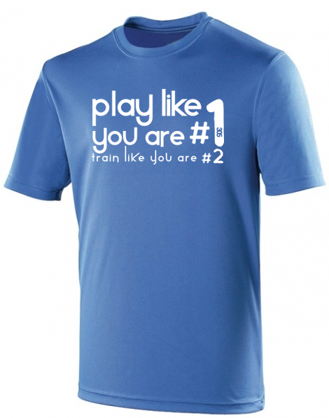 Play Like #1 Cool T