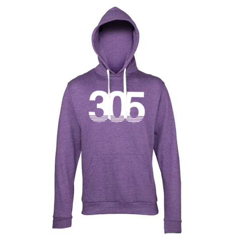 Daze Heather Hoody