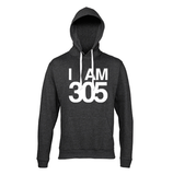 I AM 305 Heather Hoody