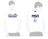 MSA Manchester Squash Academy Cool T