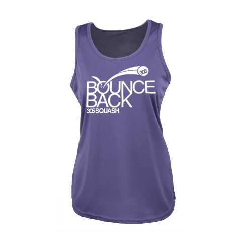 Womens Bounce Back Cool Vest