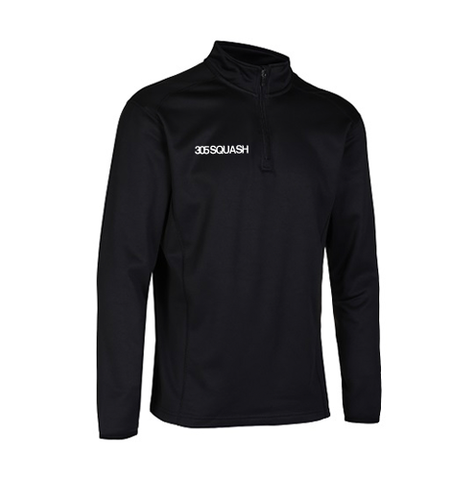 305SQUASH Performance 1/4 Zip Jacket