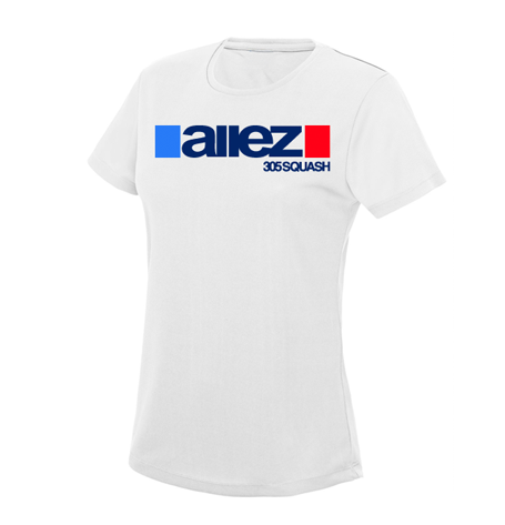 Womens Allez Cool T