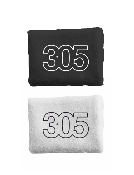 BIG305 Sweatbands - Twin Pack