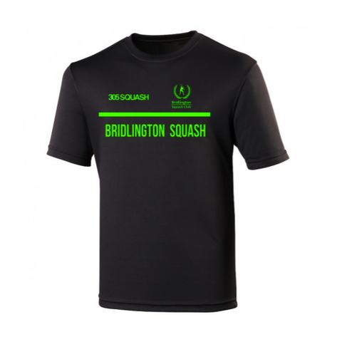 Bridlington Squash Cub Cool T