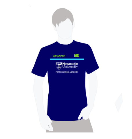 Northumberland Club Newcastle University Academy Cool T