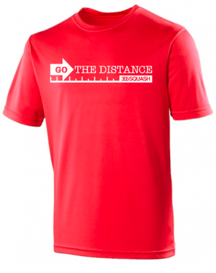 Go The Distance Cool T