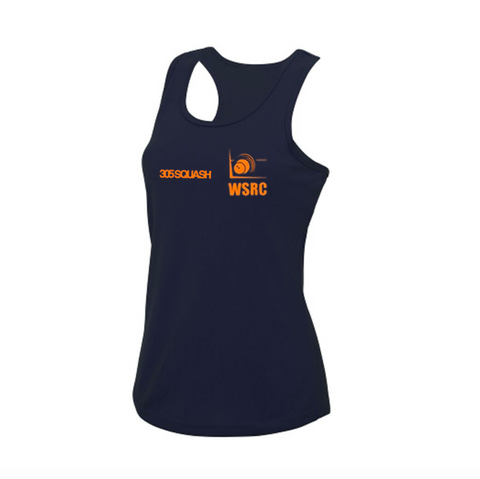 Wycombe Squash Womens Vest