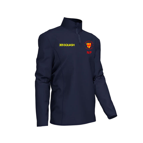 Northumbria Squash 1/4 Zip
