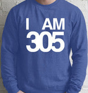 I AM 305 Heather Jumper