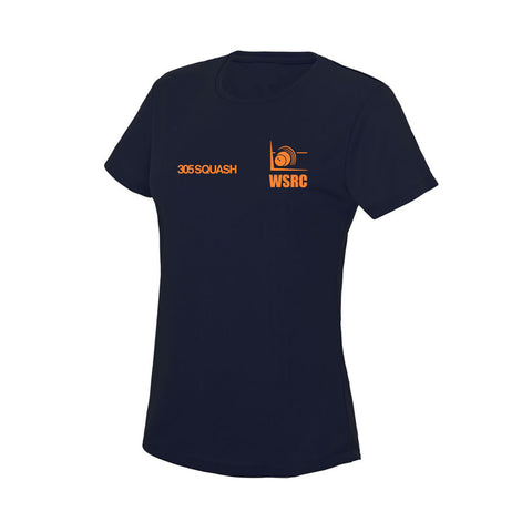 Wycombe Squash Womens Cool T