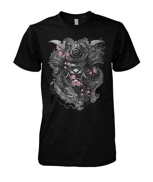 Epic Samurai Shirts and Hoodies!