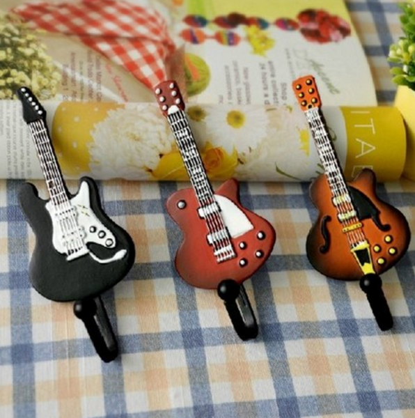 Awesome Guitar Coat Hook!
