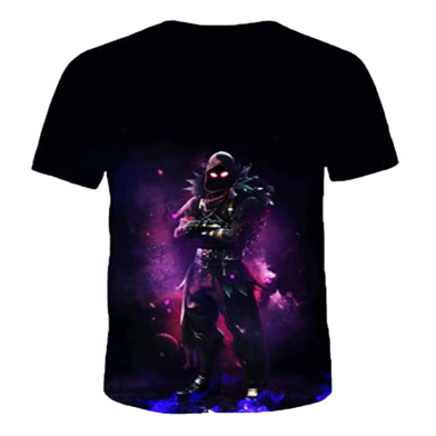 Epic Raven Fortnite Shirt