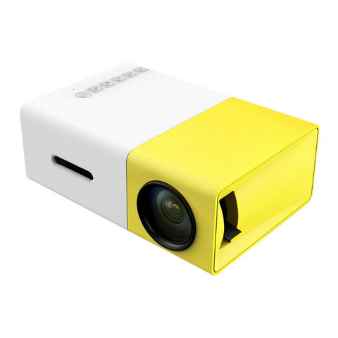 Mini Portable LED Cinema Projector!