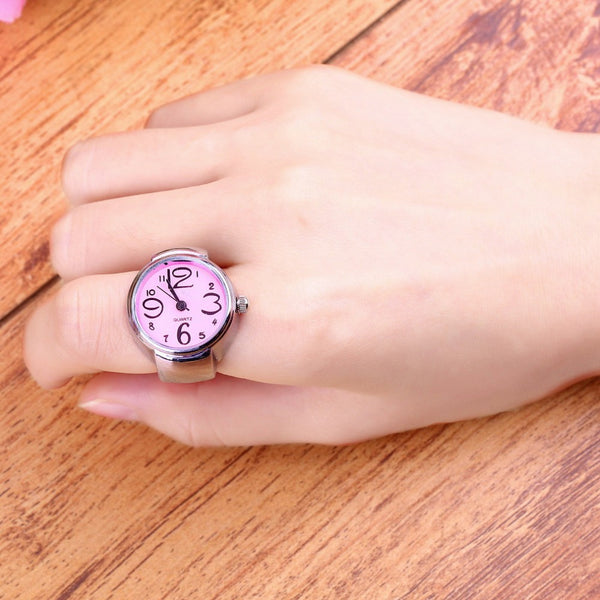 Beautiful Finger Ring Watches