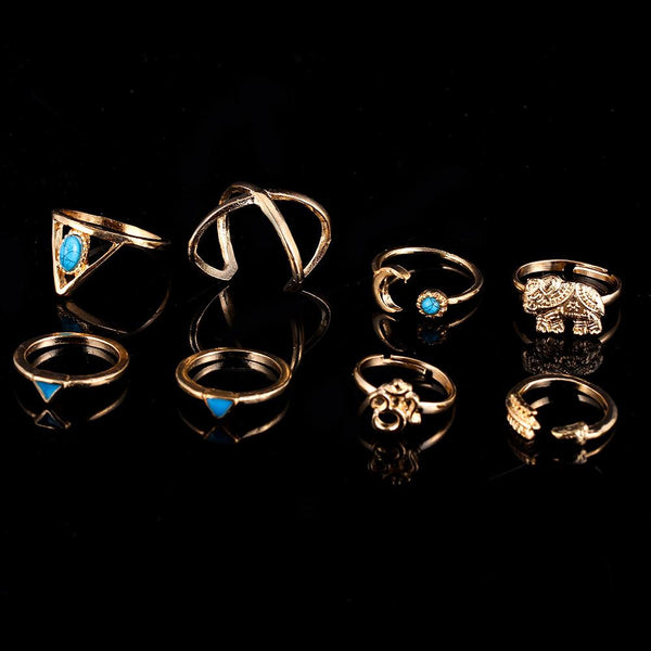 7 Piece Ring Set 2016 Edition