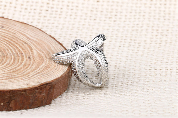 Cute Starfish Ring!