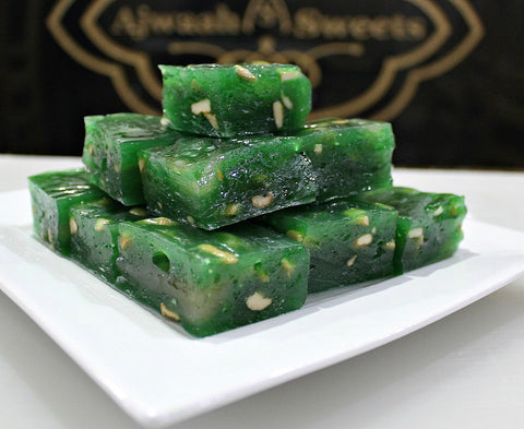 Bombay Halwa Green Apple