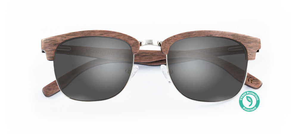 meraki wood sunglasses
