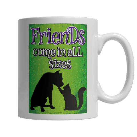 Limited Edition - Friends Come In All SIzes - DogCore.com