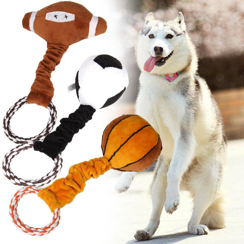 Rope Ball - DogCore.com