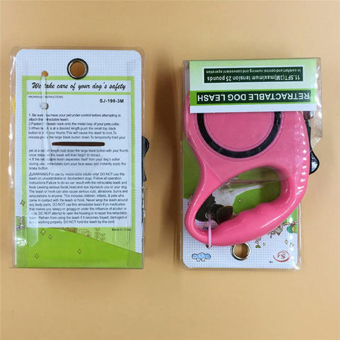 Retractable Dog Leash - DogCore.com
