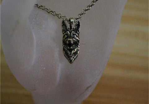 German shepherd necklace FREE + Shipping - DogCore.com