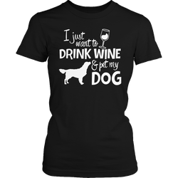 Pet My Dog & Wine - DogCore.com