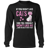 If You Don't Like Cats - DogCore.com