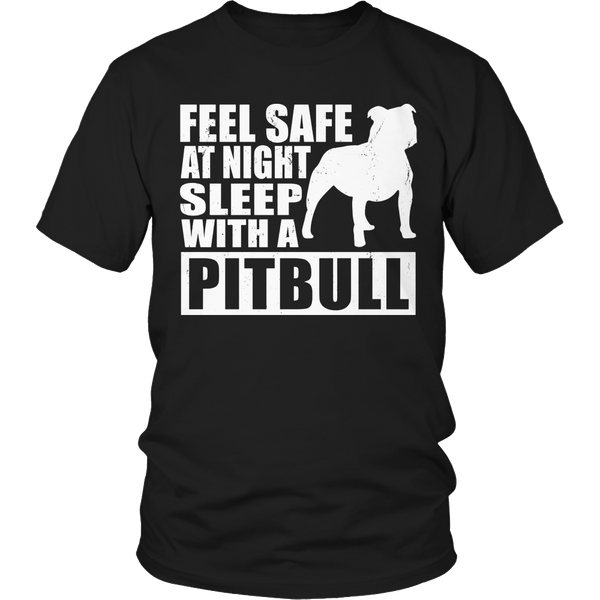 Sleep with a Pitbull - DogCore.com