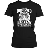 Obsessed With Cats - DogCore.com